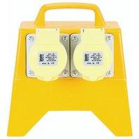Defender Defender E13111 2 Way Power Splitter Distribution Unit 32A  110V