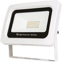 Nightsearcher Nightsearcher 800 Lumens LED Floodlight  230V