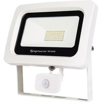 Nightsearcher Nightsearcher MiniStar 2400 Lumen LED Floodlight with PIR  230V