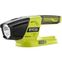 Machine Mart Xtra Ryobi One  R18T 0 18V Cordless LED Torch  Bare Unit