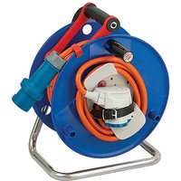 Price Cuts Brennenstuhl Garant G CEE IP 44 Camping Yacht and Marina Cable Reel  230V