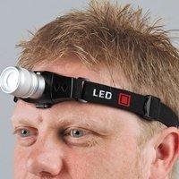 Clarke Clarke CTH5AAA Superbright LED Headlight