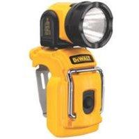 Machine Mart Xtra DeWalt DCL510N XJ 10 8Volt Compact LED Flashlight   Bare Unit