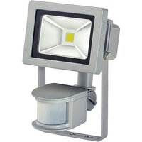Brennenstuhl Brennenstuhl 10w Chip Led Flood Light With Pir Sensor