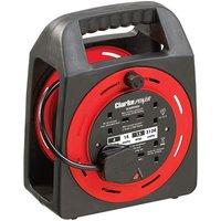 Clarke Clarke CCR15SE 4 Socket 15m Cable Reel With Thermal Cut Out (230V)