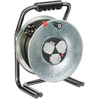 Machine Mart Xtra Brennenstuhl Brobusta  S290 40m Cable Reel H05VVF3G2 5  230V