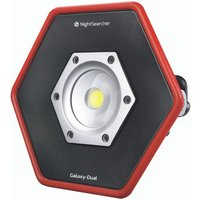 Nightsearcher NightSearcher Galaxy Dual AC   Rechargeable Work Light  110 230V