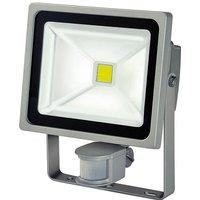 Brennenstuhl Brennenstuhl 30W COB LED Flood Light with PIR Sensor  230V