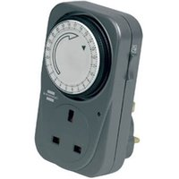 Click to view product details and reviews for Brennenstuhl Brennenstuhi Mz20 Mechanical 24hr Timer.