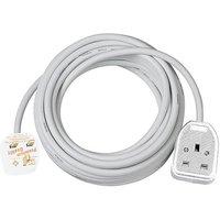 Brennenstuhl Brennenstuhl 05VV-F3G1.25 White 5m Extension Cable