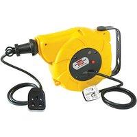 Brennenstuhl Brennenstuhl 230V 9 Metre Automatic Cable Reel