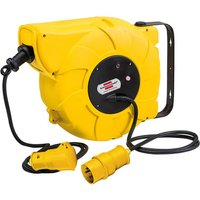 110 Volt Brennenstuhl 110V 16m Automatic Cable Reel