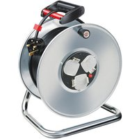 Machine Mart Xtra Brennenstuhl Garant S 3 Cable Reel S290 40m H05VVF3G2.5
