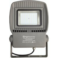 Nightsearcher Nightsearcher Ecostar Pro 50W AC Dual Voltage LED Floodlight  110 230V