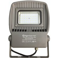 Nightsearcher Nightsearcher Ecostar Pro 100W AC Dual Voltage LED Floodlight  110 230V