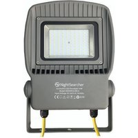 Nightsearcher Nightsearcher Ecostar Pro Link 50W AC Dual Voltage LED Floodlight  110 230V