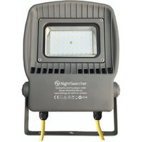 Nightsearcher Nightsearcher Ecostar Pro Link 100W AC Dual Voltage LED Floodlight  110 230V