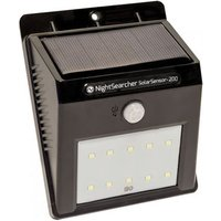 Nightsearcher Nightsearcher SolarSensor 200 Solar Powered Security Light