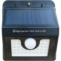 Nightsearcher Nightsearcher SolarSentry 400 Solar Powered Security Light