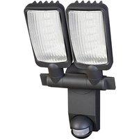 Machine Mart Xtra Brennenstuhl Premium City LED Zone Sensor Duo Light LV5405