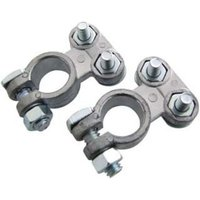 Machine Mart 2 Piece Battery Terminal Clamps