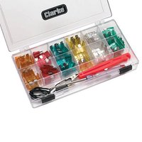 Clarke Clarke 93pce Circuit Tester and Car Fuse Kit - CHT570