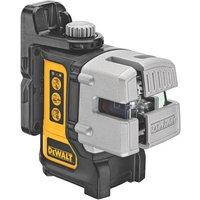 Machine Mart Xtra DeWalt DW089K - 3 Way Self Levelling Ultra Bright Multi Line Laser
