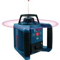 Machine Mart Xtra Bosch GRL 250 HV Professional Rotation Laser & RC1 Professional Remote Control