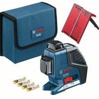 Machine Mart Xtra Bosch GLL 3-80 P Professional 3 Line Laser