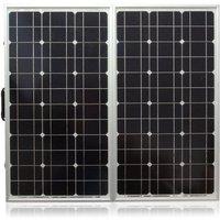 SolarSDS SolarSDS 12V 80 Watt Folding Panel