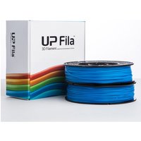 UP ABS 3D Printing Filament Spool - Blue (500g) 2 Pack