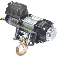 Warrior Winches Warrior Ninja 1134 Kg 24v Dc Steel Rope Winch