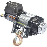Warrior Winches Warrior Ninja 3500 12v Dc Steel Rope Winch