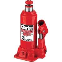 New Clarke CBJ3B 3 Tonne Bottle Jack