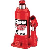 New Clarke CBJ5B 5 Tonne Bottle Jack