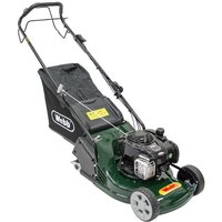 Webb Webb WERR17SP 43cm Self Propelled ABS Deck Petrol Rotary Lawnmower
