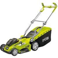 Ryobi One+ Ryobi One+ RLM18X40H240 36V 40cm Lawnmower with 2x4.0Ah Batteries
