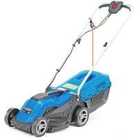Hyundai Hyundai HYM3300E Electric 1200W / 230V 33cm Rotary Rear Roller Mulching Lawnmower