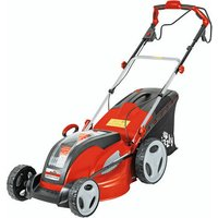 Grizzly Grizzly ARM4046 46cm Cordless Lawn Mower with 2 x Batteries and Charger (40V)
