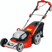 Grizzly Grizzly ARM4051 Cordless 51cm Lawn Mower with 3 x Battery and Charger (40V)