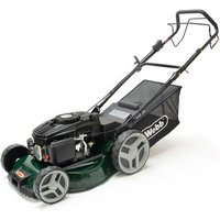 Webb Webb WER460SPES Classic 46cm Self Propelled Electric Start Petrol Rotary Lawnmower