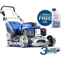 Hyundai Hyundai HYM460SPE 46cm 139cc Self-Propelled Electric Start Lawn Mower