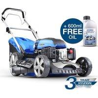 Hyundai Hyundai HYM510SP 51cm Lawn Mower Self-Propelled, Petrol Engine