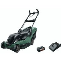 Bosch Bosch AdvancedRotak 36-850 44cm Cordless Lawnmower with 1 x 6Ah Battery and Charger