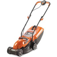 Flymo Flymo Chevron 32V Electric Rotary Lawnmower With Rear Roller