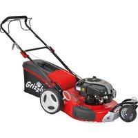 Grizzly Grizzly BRM56-161cc BSAT 56cm Petrol Lawn Mower Trike