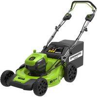 Greenworks Greenworks GD60LM51SP 51cm Lawnmower 60V  (Bare Unit)