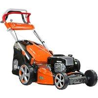 Emak Oleomac G53TBX ALLROAD PLUS 4 51cm BandS Self-Propelled Petrol Lawn Mower