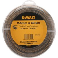DeWalt DeWALT DT20652-QZ 2.5mm String Trimmer Line x 68.6m