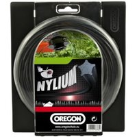 Machine Mart Xtra Oregon Nylium Starline Trimmer Line - 2.4mm x 15m